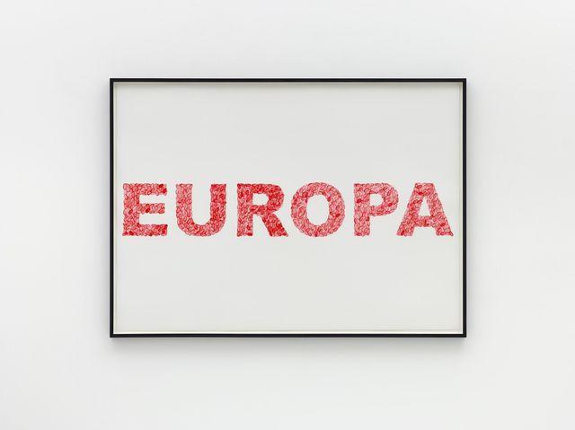 , 'Europa,' 2017, Nils Stærk