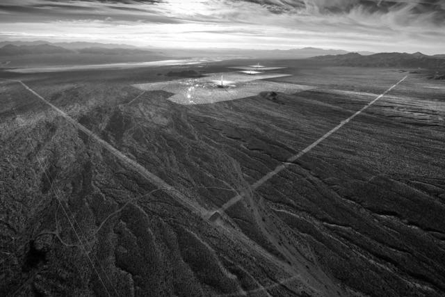 Jamey Stillings, 'Evolution of Ivanpah Solar, #14221, February 3', 2014, photo-eye Gallery