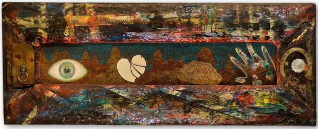 , 'Answer to Van Gogh,' 1987, Deborah Colton Gallery