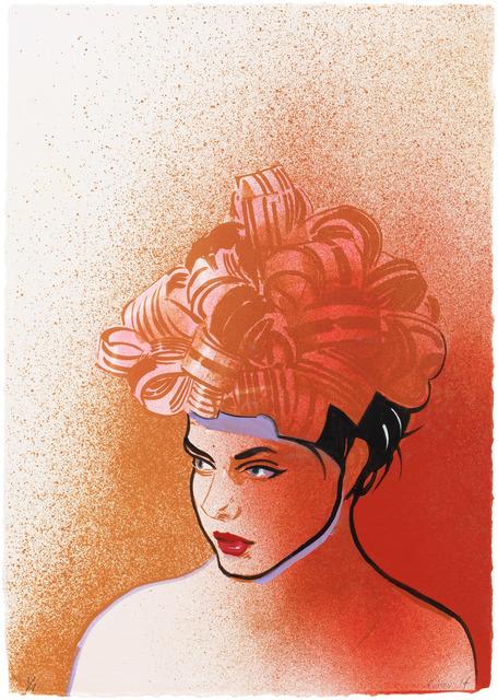, 'Ribbon Candy Hannah (Var. 18),' 2014, Pace Prints