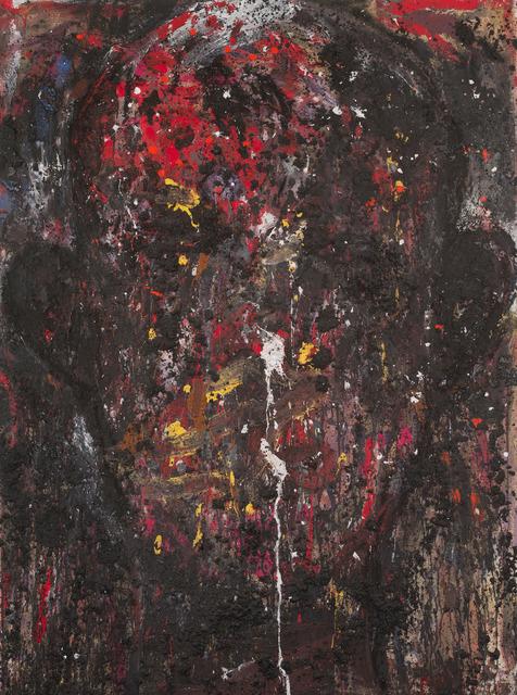 , 'Black Viennese Airport,' 2016, Richard Gray Gallery