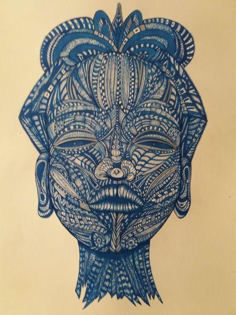 , 'Tribal II ,' , Artflow Galeria