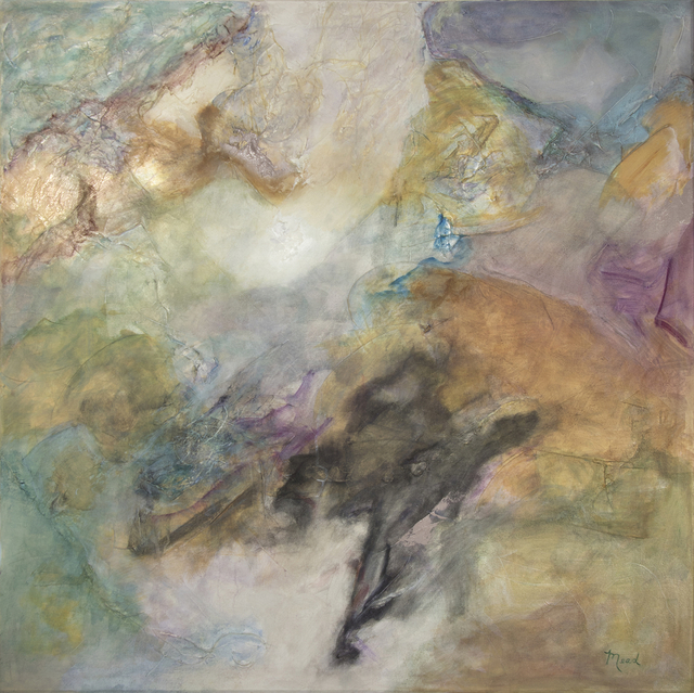 , 'Stormy Heart,' 2018, Bitfactory Gallery
