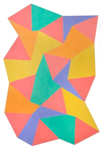 , 'New York series,' 2015, Utopia Art Sydney