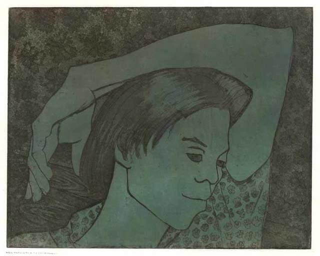 , 'Negro Girl,' 1939, Conrad R. Graeber Fine Art
