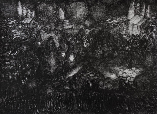 , 'Garden,' 2016, Galerie Bart