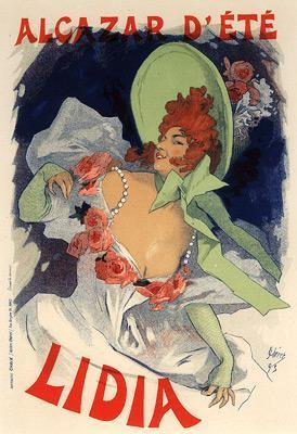 , 'Lidia,' 1895, Galerie d'Orsay
