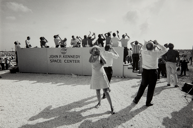 Garry Winogrand, 'Apollo 11 Moon Shot, Cape Kennedy, Florida', 1969, Phillips