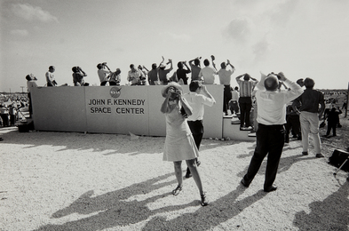 Garry Winogrand, 'Apollo 11 Moon Shot, Cape Kennedy, Florida,' 1969, Phillips: The Odyssey of Collecting