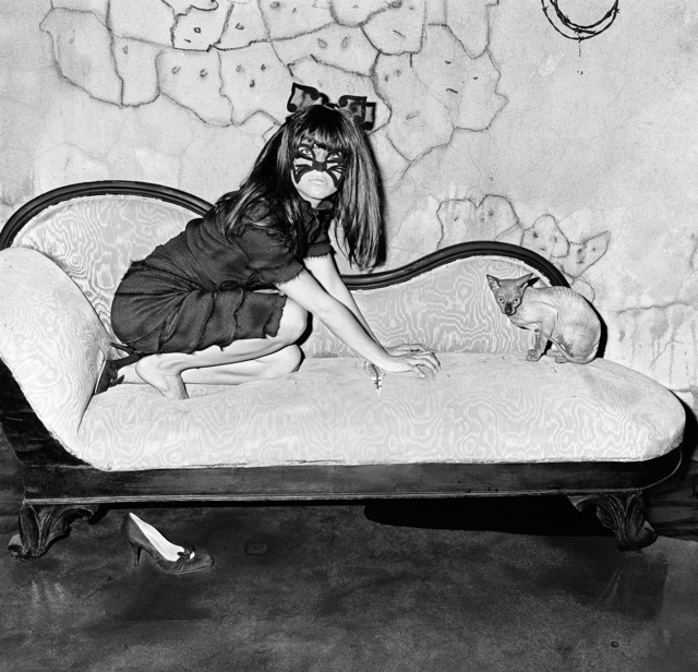 Roger Ballen, 'Selma Blair and sphinx ', 2005, Stieglitz19
