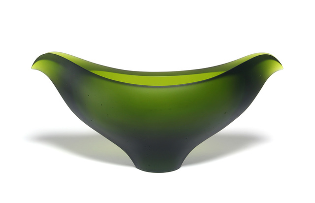 , 'Kumete Manu (Green),' 2018, Milford Galleries Dunedin and Queenstown