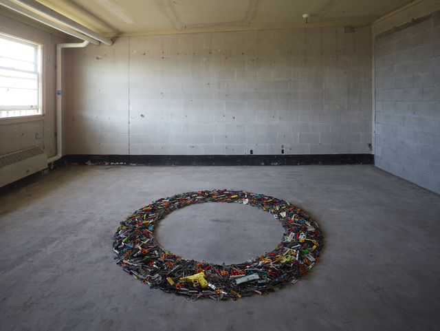 , 'Encirclement ,' 2003, FOR-SITE Foundation