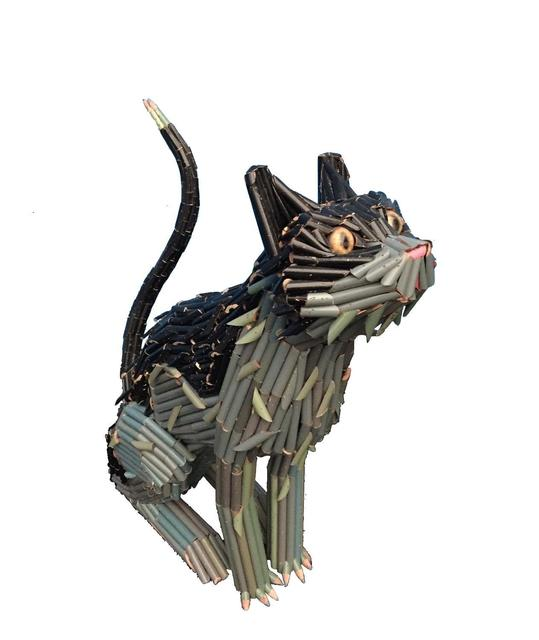 , 'Cat,' 2015, Adelson Galleries
