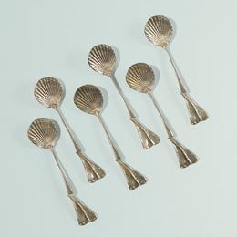 Les Phagocytes spoons, set of six