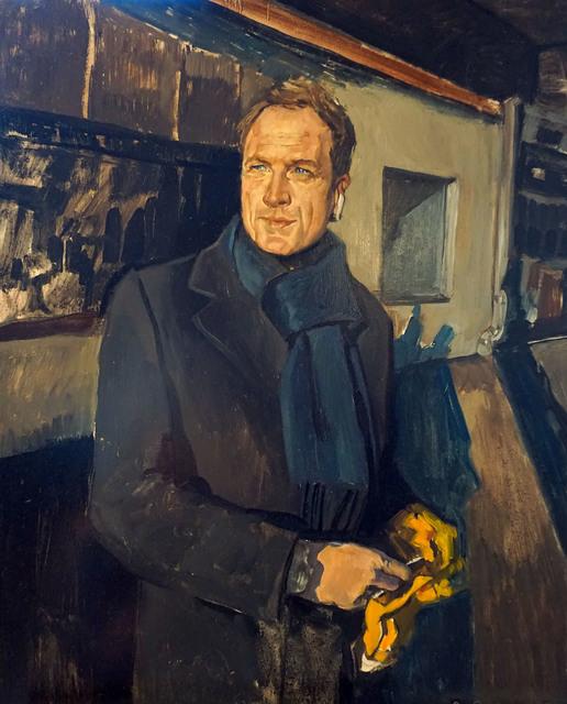 , 'A Stranger in passing,' , GALLERI RAMFJORD