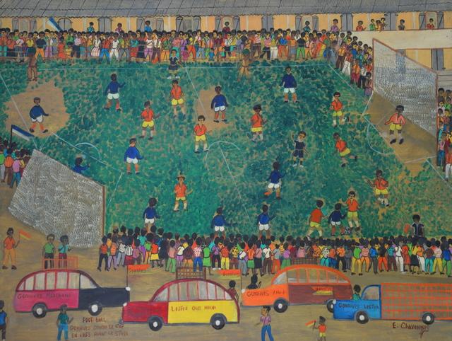 , 'Football, Gonaïves contre le Cap en 1953,' , Le Centre d'Art d'Haïti
