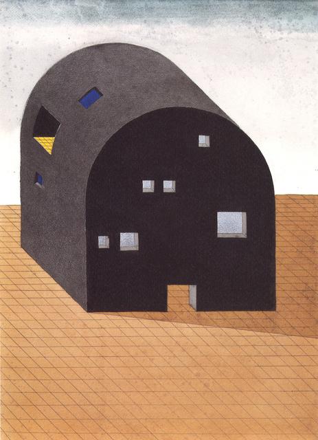 , 'Architettura Monumentale,' 2002, Antonia Jannone Disegni di Architettura