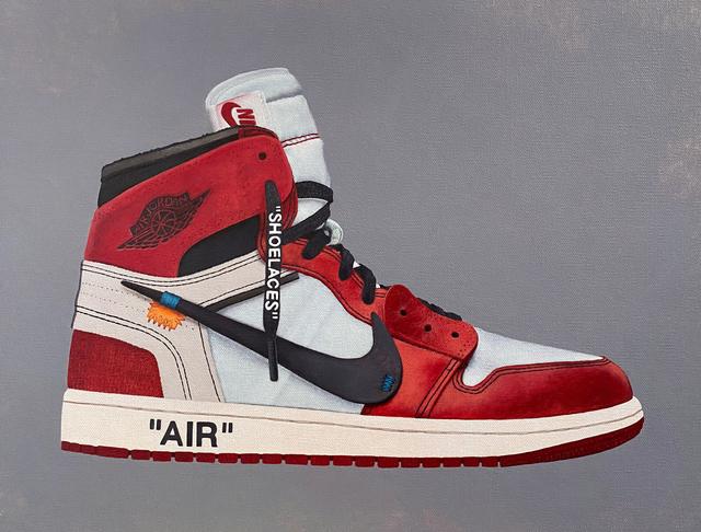 Frank Oriti | Off-White x Air Jordan 1