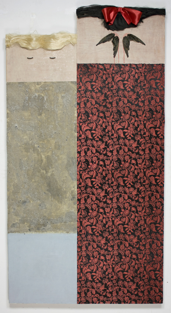 , 'Tribes XIX,' 2014, Amos Eno Gallery