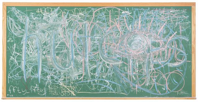 Bruce High Quality Foundation, 'Chalk Board', ACA Galleries