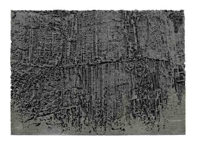 , 'Stratashades (Grey),' 2014, Leila Heller Gallery