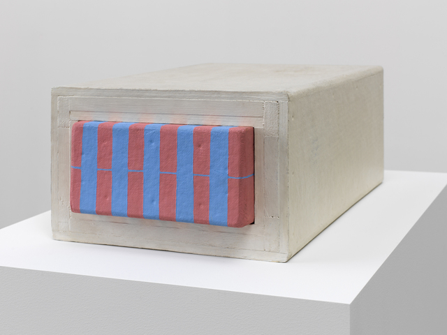 , 'Pillow,' 1975, David Kordansky Gallery