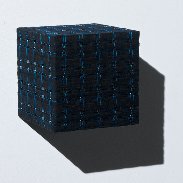 Denise Yaghmourian, 'Black & Blue #2 ', 2008, Bentley Gallery