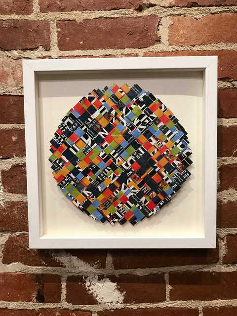 , 'Be Kind,' 2018, Mason-Nordgauer Fine Arts Gallery