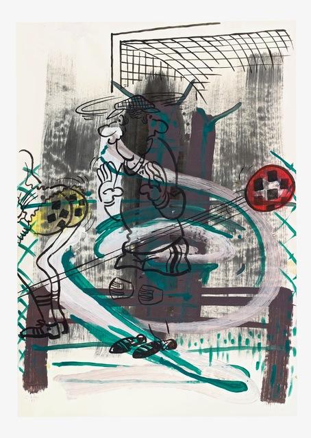 , 'untitled ,' 1983, Galerie Leu