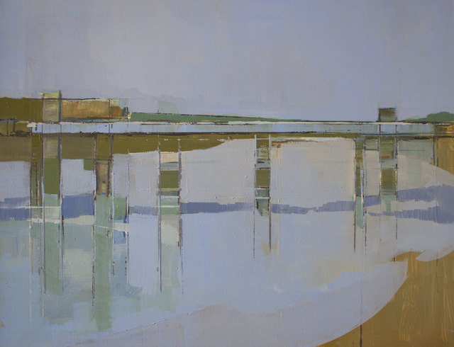 , 'From Putney Bridge II ,' 2013, Albemarle Gallery | Pontone Gallery