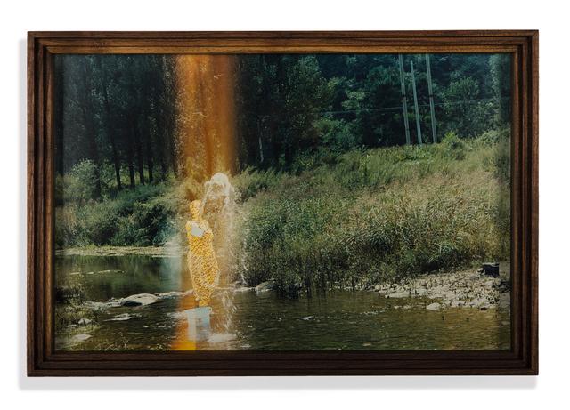 , 'Splashing Woman ,' 2016, Eli Klein Gallery