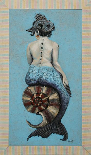 Roberto Fabelo, 'Sirena', 2003, Fine Art Auctions Miami
