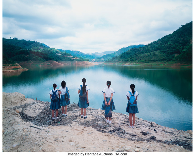 Weng Fen, 'Staring at the lake No. 1', 2004, Heritage Auctions