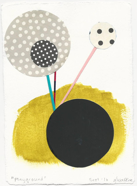 , 'Playground,' 2016, Herringer Kiss Gallery