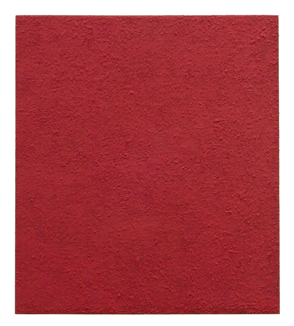 , 'Red Still Life,' 2018, Brian Gross Fine Art