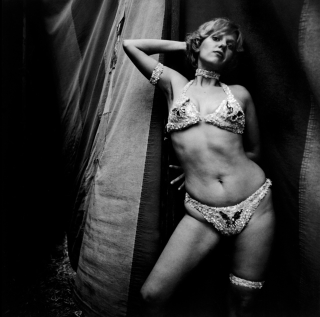 """, 'From """"Carnival Strippers"""",' 1972-1975, Danziger Gallery"""