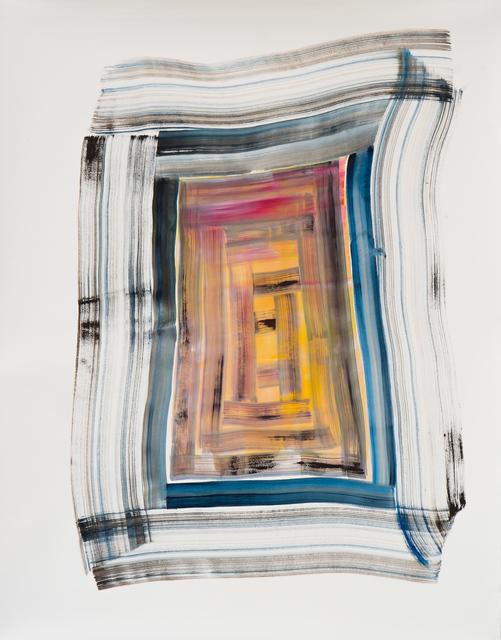 , 'Un Ligero Cielo Amarillo 11,' 2017, Tat Art Barcelona