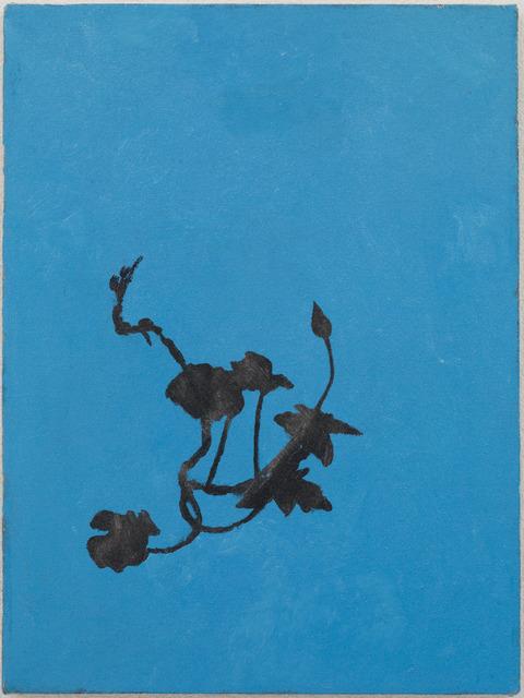 , 'Bud (Blue),' 2004, Kamakura