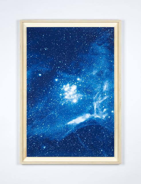 , 'Cosmorama - Recording (NGC 3293),' 2017, Galerie Dumonteil