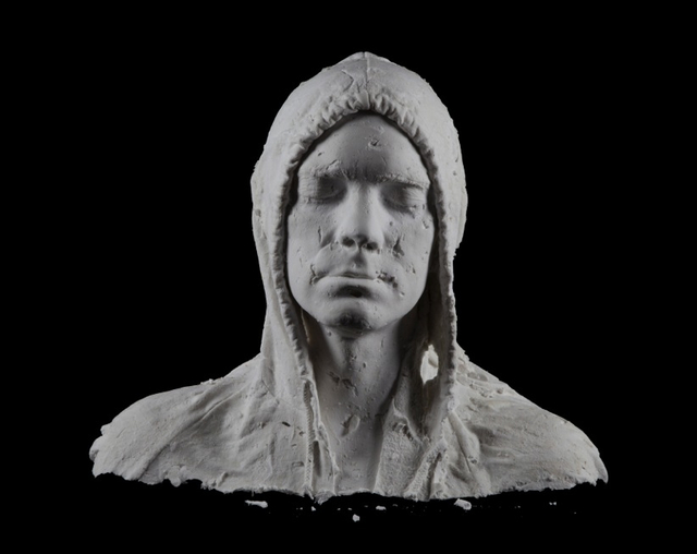 , 'Untitled (bust) (Selleys Spakfilla Rapid),' 2011, Sullivan+Strumpf