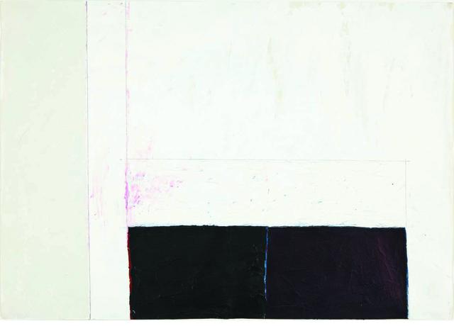 , 'desenho de casa | drawing of house,' ca. 2006, 3+1 Arte Contemporânea