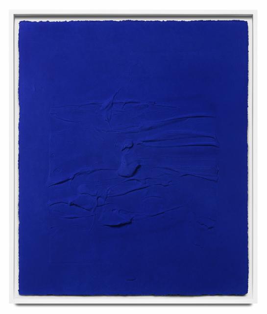 Jason Martin, 'Oriental Blue III', 2018, STPI