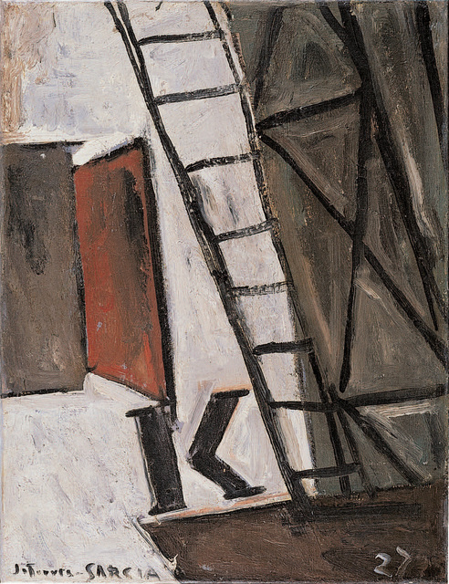 , 'Interior,' 1927, The Museum of Modern Art