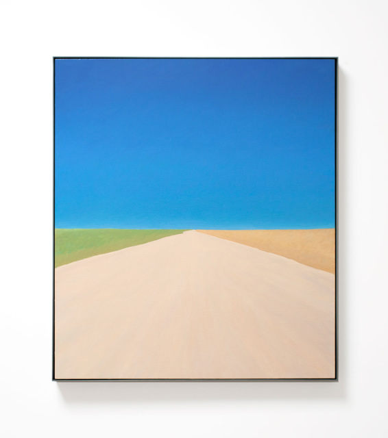 , 'Road #3,' 2013, Kayne Griffin Corcoran
