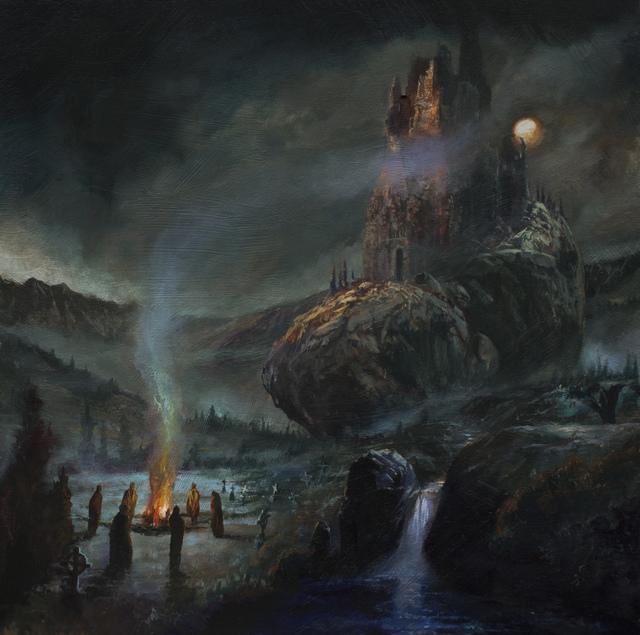 , 'Necromandus,' 2018, Haven Gallery