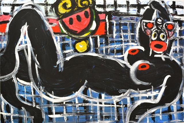 , 'Matisse Negro,' 2016, Ethan Cohen New York