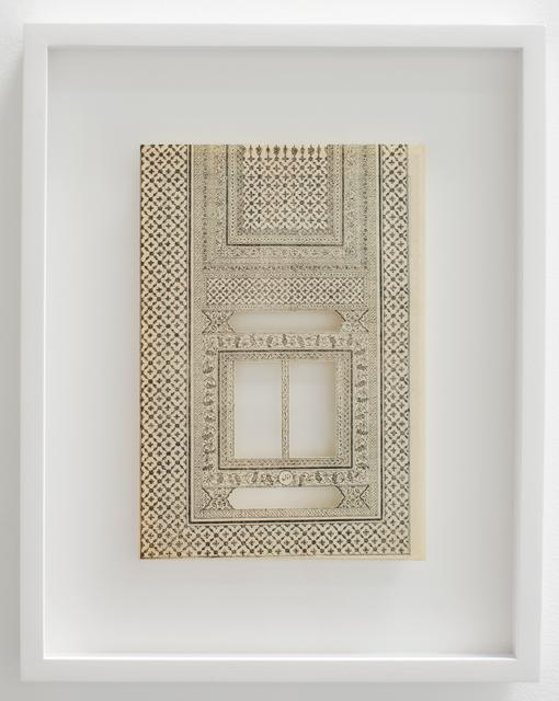 , 'Untitled (MS1711),' 2017, Anglim Gilbert Gallery
