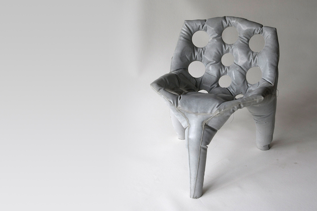 , 'Soft Concrete Chair,' 2010, Industry Gallery