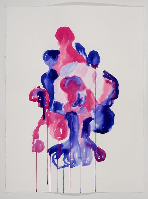 , 'Avec l'autre VI,' 2012, Galerie René Blouin