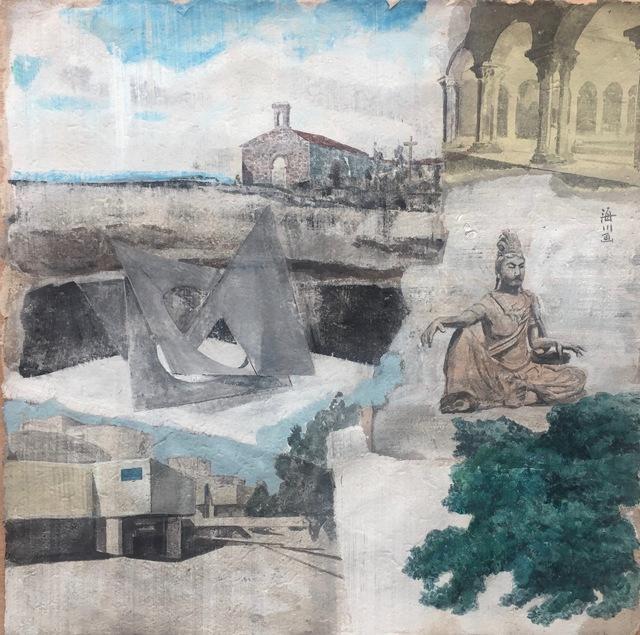 , 'Manor,' 2017, Art+ Shanghai Gallery